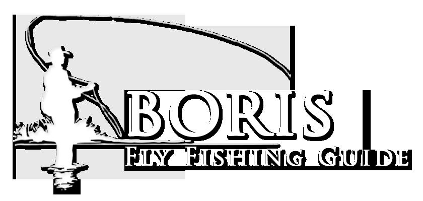 FlyFishing Boris